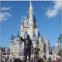 Walt Disney's The Magic Kingdom